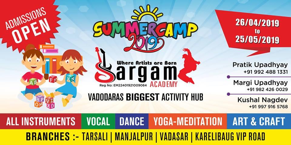 Sargam Academy Summer Camp